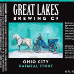Great Lakes Brewing Ohio City Oatmeal Stout, Second Winter Seasonal
