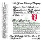 New Glarus R&D 2015 Golden Ale Release Details