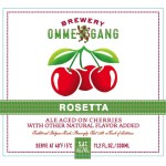 Introducing Ommegang Rosetta