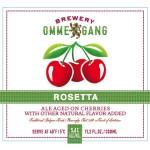 Introducing Ommegang Rosetta