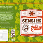Sixpoint Introduces SENSI 2015 Wet Hop Ale