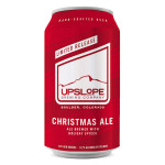Upslope Christmas Ale Hits Shelves Beginning November