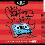 Cambridge Brewing Night of the Living YEM Release