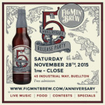 Figueroa Mountain Brewing Celebrates 5th Anniversary With Bottle Release & Party