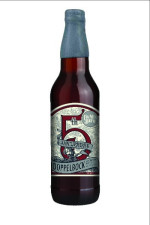 Figueroa Mountain Brewing 5th Anniversary Doppelbock