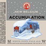 New Belgium Brewing's Accumulation White IPA Returns
