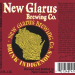 New Glarus Milk Stout, Newest Member of Thumbprint Series