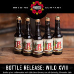 Penrose Brewing – Wild XVIII Collaboration Release Info