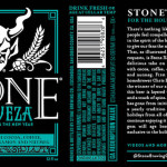 Stone Xocoveza for the Holidays & the New Year Returns