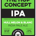 The Hop Concept IPA: Hull Melon and Blanc Kicks Off New Series