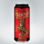 Iron Hill Brewery Debuts 'Rudolph's Revenge' Cans