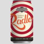 Boulevard Brewing Cranberry Orange Radler Joining 2016 Lineup