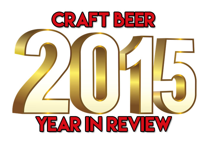 Craft Beer Year in Review 2015