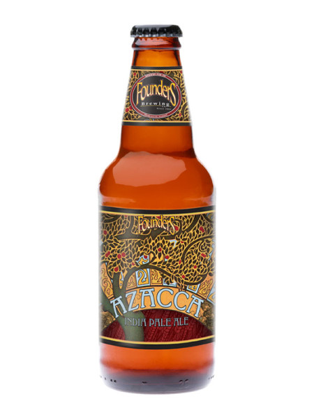 Founders Brewing - Azacca IPA (Bottle)