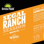 Green Flash Releases Segal Ranch Session IPA, Unveils 2016 Hop Odyssey Lineup