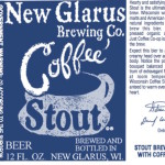 New Glarus Brewing Coffee Stout Returns