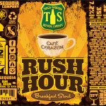 Tioga Sequoia Brewing Rush Day 2015