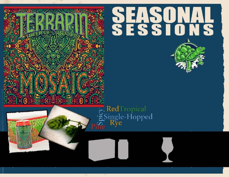 Terrapin Beer Co. - Mosaic Cans