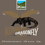 The Return of Upland Brewing's Komodo Dragonfly IPA