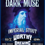 Worthy Brewing Releases Dark Muse Imperial Stout
