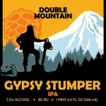 Double Mountain's Gypsy Stumper IPA 2016 Release