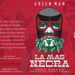 Green Man Brewery La Mas Negra Batch 2 Details