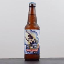 Hi-Wire Brewing - Death Defying Spring Ale Bottle