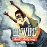 Hi-Wire Brewing Releases New Seasonal: Death Defying Spring Ale