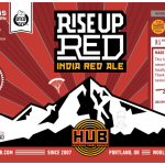 Hopworks Urban Brewery Rise Up Red India Pale Ale Returns