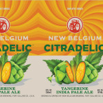 New Belgium Introduces Citradelic Tangerine IPA