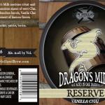 New Holland Dragon's Milk Reserve Vanilla Chai Debuts This Quarter