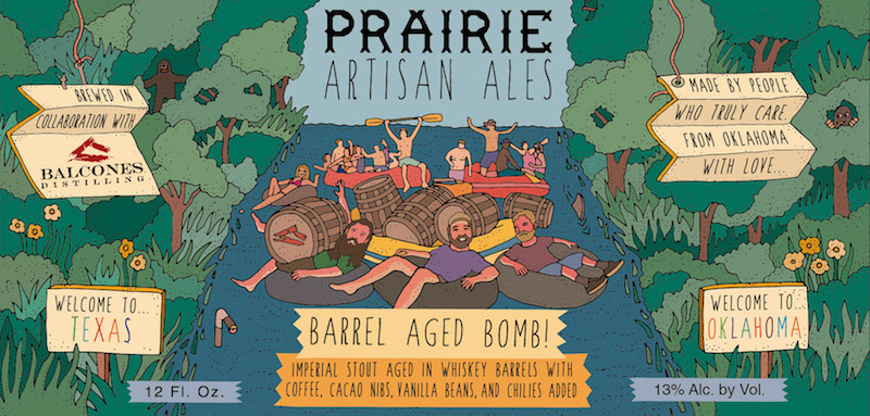 Barrel Aged Bomb! - Prairie Artisan Ales http://thefullpint.com/wp-content/uploads/2016/01/Prairie-Barrel-Aged-BOMB.jpeg