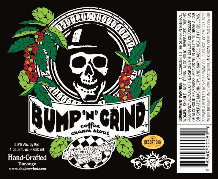 Ska Brewing Bump N Grind