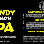 Surf Brewery Releases Candy Lemon IPA
