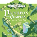 Wicked Weed Brewing Lunatic Blonde & Napoleon Complex Added To Core Lineup