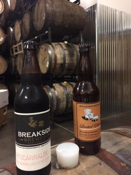 Breakside Brewery - Fitzcarraldo & Bourbon Barrel-Aged Salted Caramel Stout