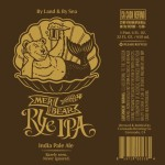 Coronado Brewing & Bear Republic Brewing Brew MerBear Rye IPA