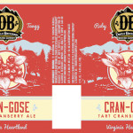 Devil's Backbone Cran-Gose, Part of New 2016 Daypack Series