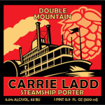 Double Mountain Brewery Carrie Ladd Steamship Porter Makes a Return