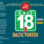 Flying Fish Exit 18 Baltic Porter Debuts This Week