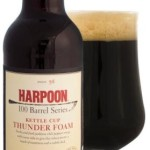 The Harpoon Brewery Releases 100 Barrel Series Thunder Foam