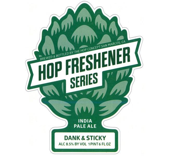 Hop Concept Hop Freshner Dank n Sticky