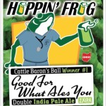 Hoppin' Frog American Cancer Society Double IPA Collab Release Details