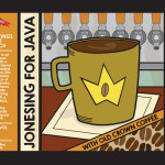 Mad Anthony Brewing Jonesing for Java Porter, Latest Out of the Box Series Beer