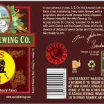 Marin E.S. Chi Herbal Ale Returns for Chinese New Year