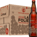 New Belgium Brewing La Folie & Transatlantique Kriek Return