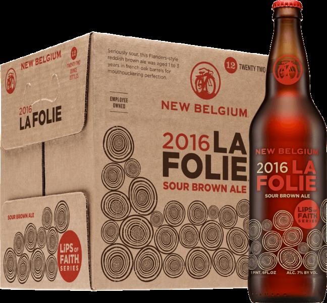 New Belgium La Folie 2016