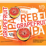 Samuel Adams Rebel Grapefruit IPA Hits Shelves Nation Wide