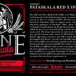 Stone Brewing Co. Introduces Stone Pataskala Red X IPA