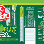 Long Trail Green Blaze IPA Added To Year Round Lineup